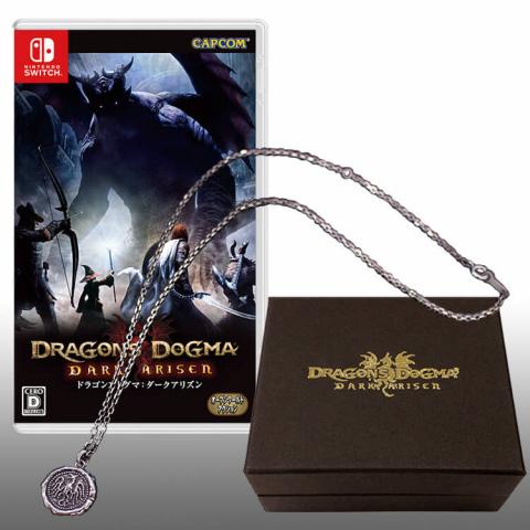 Dragon's Dogma : des éditions physiques au Japon pour le portage Switch