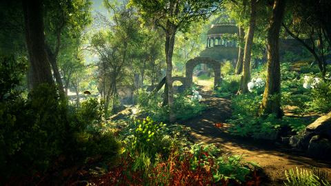Eastshade : une paisible aventure en monde ouvert dans la peau d'un peintre itinérant