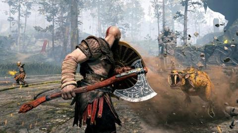 God of War : le directeur Cory Barlog explique l'absence de DLC