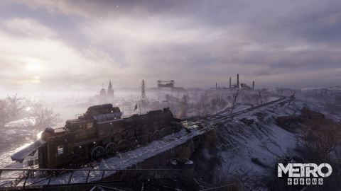 Metro Exodus continue de dépeindre son univers en images