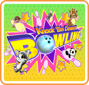 Knock 'Em Down! Bowling sur Switch