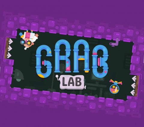 Grab Lab sur iOS