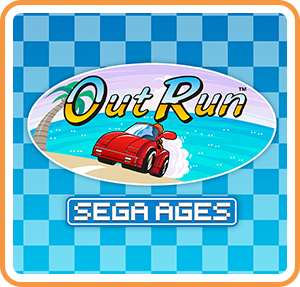 Sega Ages : OutRun sur Switch