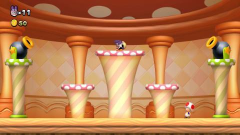 New Super Mario Bros. U Deluxe : Un contenu massif mais peu de nouveautés