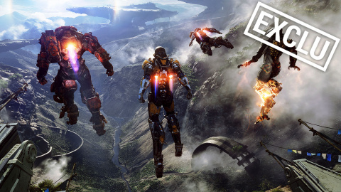 Anthem : Quand Bioware peaufine son gameplay
