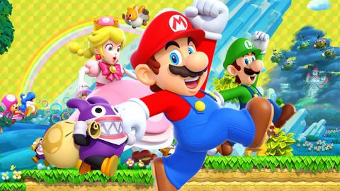 New Super Mario Bros. U Deluxe : Deux minutes pour savoir ce que vaut ce portage
