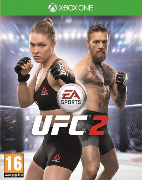 EA Sports UFC 2 sur ONE
