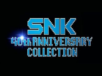 SNK 40th Anniversary Collection sur PS4