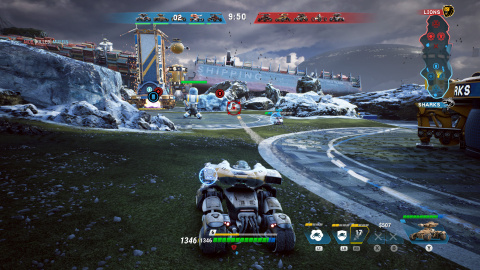 Switchblade : le MOBA véhiculaire sortira en free to play le 22 janvier