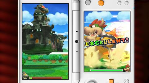 Un démarrage faible au Japon pour Mario & Luigi : Voyage au centre de Bowser + L'épopée de Bowser Jr