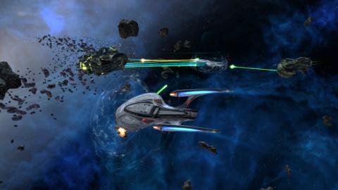 Star Trek Online : une nouvelle extension en approche
