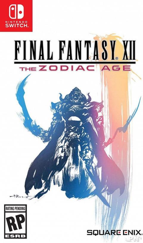 Final Fantasy XII : The Zodiac Age sur Switch