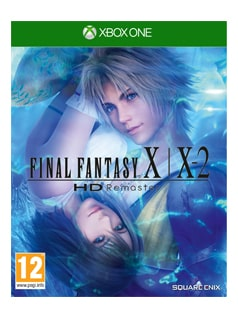 Final Fantasy X / X-2 HD Remaster sur ONE