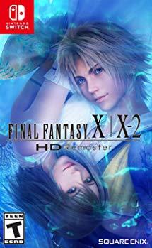 Final Fantasy X / X-2 HD Remaster sur Switch