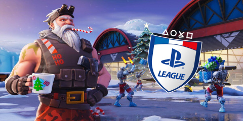 PS League : Un week-end sous le signe de Fortnite