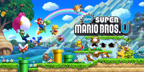 Wiki de New Super Mario Bros. U
