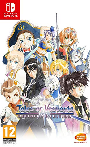 Tales of Vesperia Definitive Edition sur Switch