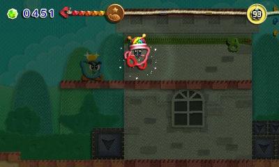Kirby : Au Fil de la Grande Aventure - Nintendo illustre les nouveautés