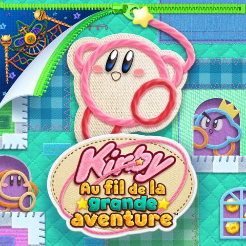 Kirby : Au Fil de la Grande Aventure sur 3DS