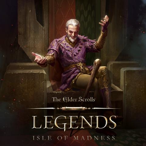 The Elder Scrolls Legends : Les Îles de la Folie sur iOS