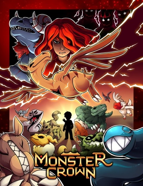 Monster Crown sur Vita