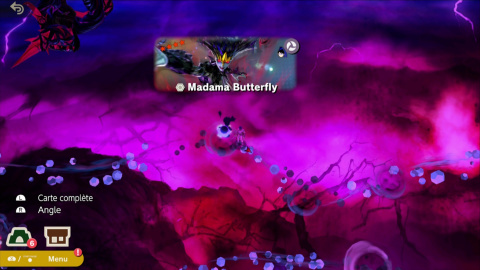 Madama Butterfly - Astuces et guides Super Smash Bros