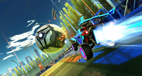 Rocket League : La version PS4 ouverte au crossplay