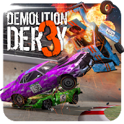 Demolition Derby 3 sur Android