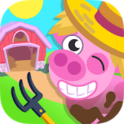 Little Farm Life - Happy Animals of Sunny Village sur Android
