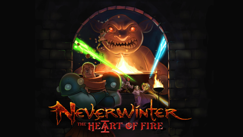 Neverwinter : The Heart of Fire sur ONE