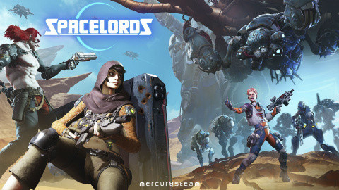 Spacelords sur PS4