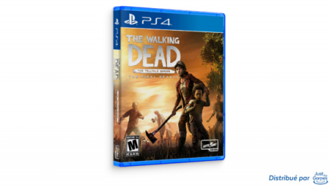 [MàJ] The Walking Dead : The Final Season - l'édition physique datée