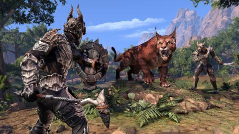 Khajiits, Dragons... direction Elsweyr pour le nouveau chapitre de The Elder Scrolls Online