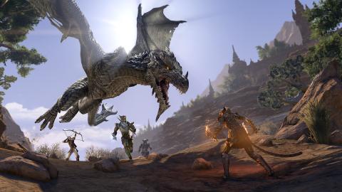 The Elder Scrolls Online : Elsweyr - Les dragons sont de retour