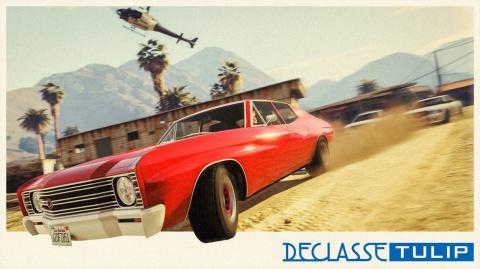 GTA Online - Des récompenses doublées et deux nouveaux véhicules