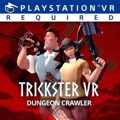 Trickster VR : Co-op Dungeon Crawler sur PS4