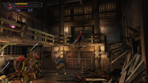Onimusha: Warlords - Retour vers le passé