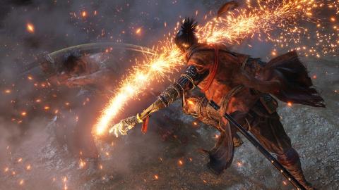 Sekiro : FromSoftware explique la spécificité des combats de boss