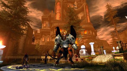 Neverwinter : The Heart of Fire : le trailer de lancement pour les versions consoles