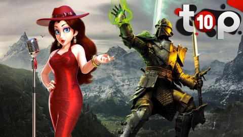 TOP 10 des meilleurs séquences chantées dans les jeux vidéo