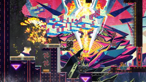 [MàJ] Giga Wrecker Alt. : le metroidvania de Game Freak prend du retard