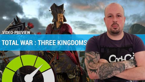 Total War Three Kingdoms : Nos impressions en 3 minutes