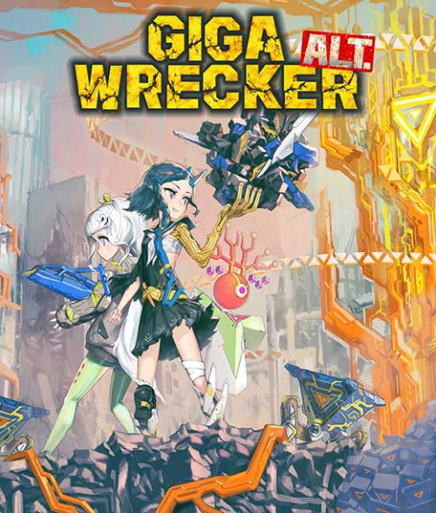 Giga Wrecker Alt. sur PS4