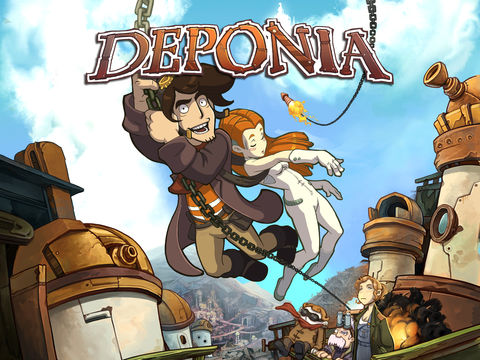 Deponia sur Switch