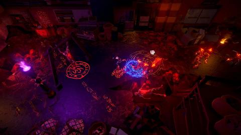 Obey Me : un premier aperçu du brawler coopératif en 3D