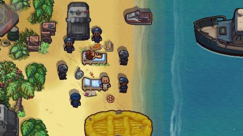 The Escapists 2 : la version Pocket Breakout débarque sur mobile