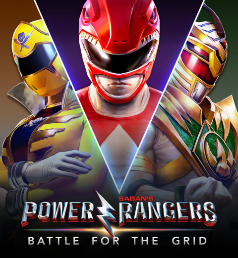 Power Rangers : Battle for the Grid sur PS4
