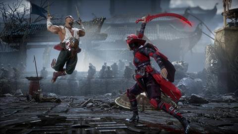 Mortal Kombat 11 s'offre un bon lancement sur Steam
