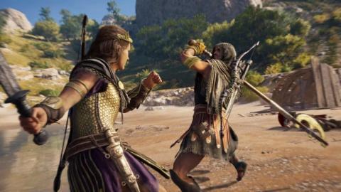 Assassin's Creed Odyssey : Legs de la 1ère lame - Une 2e partie moins inspirée