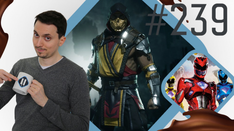 Pause Cafay #239 : Mortal Kombat 11, Power Rangers ou la baston du vendredi